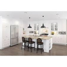home depot kitchen wall cabinets with glass doors eurostyle 15x30x12 5 in birmingham wall cabinet in white