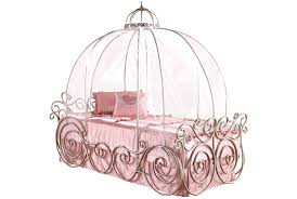 Disney Princess Bedroom Furniture Set by Disney Princess Twin Carriage Bed Living Spaces Cute Furniture