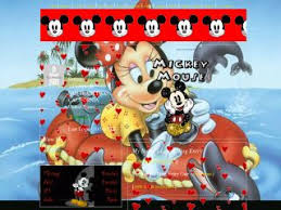 mickey mouse gangster layouts u0026 backgrounds created coolchasers