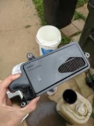 2008 obxt can u0027t find replacement transmission filter subaru