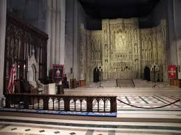 National Cathedral Interior Susan On The Road Ageless Globetravels