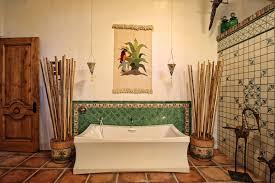 spanish hacienda bathroom southwestern with spanish tile