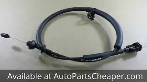 Ford Escape Recall - 2001 2005 ford escape 3 0 throttle control cable genuine oem