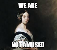 Not Impressed Meme - meme creator queen victoria not impressed meme generator at