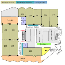 a floor plan floor plans and meeting room capacities at the washington dc