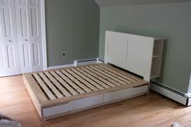 Brimnes Bed Frame State Headboardplanningahead Also Ikea Bed Frame Malm Ikea Brimnes