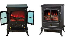 promo 17 u2033 1500w free standing electric fireplace w timer u0026 remote