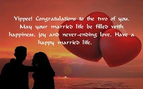 happy wedding message happy married wishes quotes images messages sayings
