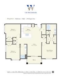 Floor Plans Apartment Brighton Floor Plans Apartments For Rent In Norfolk Watermark