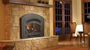 Gas Wood Burning Fireplace Insert by Gas Fireplace Inserts