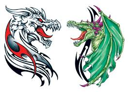 glow in the dragons tattoos jpg 420 300 misc