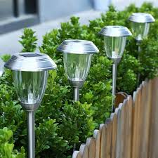 Bright Solar Landscape Lights 20 Lumens Bright Solar Lights Outdoor Garden Solar Pathway