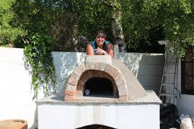 Building A Backyard Pizza Oven by Garden Design Garden Design With How To Build A Wood Fired Pizza