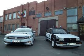 volkswagen vento 1994 pamatykite surado pirmąjį lietuvos policijos u201evolkswagen u201c lrytas lt