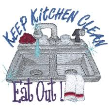 keep kitchen clean keep kitchen clean embroidery designs machine embroidery designs