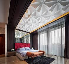 opulent home in jakarta plays with shapes textures fres home