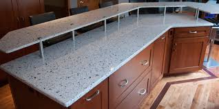 amusing recycled glass kitchen countertops luxury kitchen decor