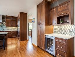 kitchen remodel with wood cabinets beautiful transitional modern kitchen remodel jm kitchen