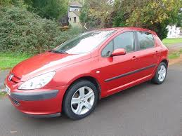 used peugeot automatic cars for sale for sale 2002 red petrol automatic peugeot 307 glx 16v april 2018