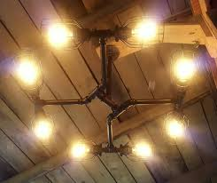 Light Fixture Ideas 16 Creative Handmade Industrial Lighting Ideas For Your Interior