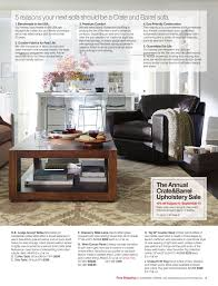 crate and barrel parsons coffee table with ideas photo 4105 zenboa