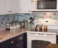 temporary kitchen backsplash what is backsplash in kitchen diy faux tile ro 5986