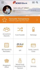 imobile by icici bank android apps on google play