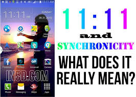 11 11 and synchronicity what does it really in5d esoteric
