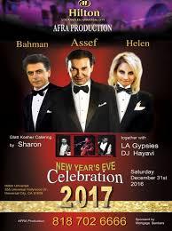 Sho Glatt new year s gala with faramarz assef helen and bahman los