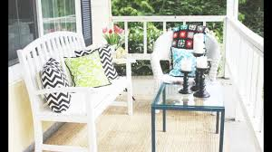 Small Porch Chairs Veranda Designs Youtube