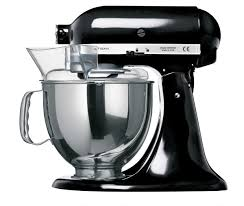 kitchenaid mixer black kitchenaid artisan ksm150bob stand mixer black amazon co uk