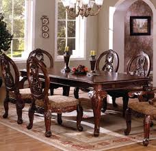 furniture of america cm3845ch t tuscany traditional antique cherry
