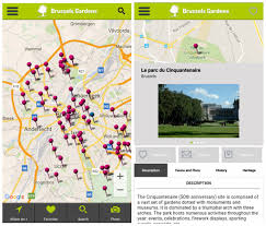 Brussels Map Great Apps For Exploring Brussels