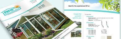 Patio Enclosure Kits Walls Only Sunroom Kit Easyroom Diy Sunrooms Patio Enclosures