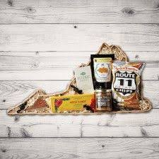 virginia gift baskets 22 best southern inspired gifts images on cheese