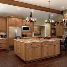 How To Clean Maple Kitchen Cabinets Light Maple Kitchen Cabinets Kitchen With Island For Dining And