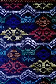 textile tribes of the philippines yakan weaving weddings and
