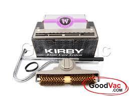 kirby vacuum floor buffer kit