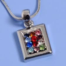 ephod stones ephod kohen with the 12 tribes stones pendant with necklace