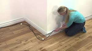 Laminate Flooring Skirting Boards How To D Line Mini Trunking Above Baseboards Skirting Clip