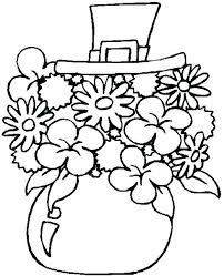 leprechaun coloring pages printable free saint patrick day coloring pages to print feringer