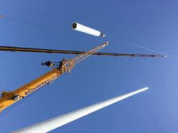 Making A Flag Pole 100 Mt Bayrak Diregi Enti Flag Pole