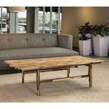 Table Jigsaw Jigsaw Coffee Table In Acacia Terramai Pdx