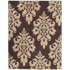 rug damask area rug home interior design