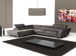 Modern Italian Leather Sofa by Modern Furniture Italian Leather Living Room Sectional Sofa Set