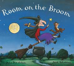 the teaching express halloween week 2 room on the broom and