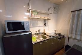 A Cozy Kitchen by Reservation For Sj House Osaka A Cozy Homelike House Nishinari Ku