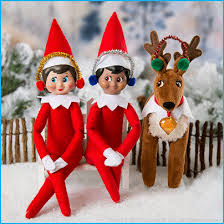 on shelf reindeer for elves with reindeer pets the on the shelf