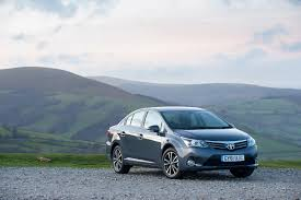 toyota car information toyota avensis by car magazine