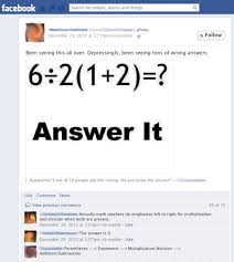 if math is universal why can u0027t it answer a stupid facebook